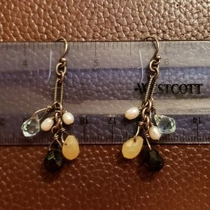 Silpada Dangly Earrings